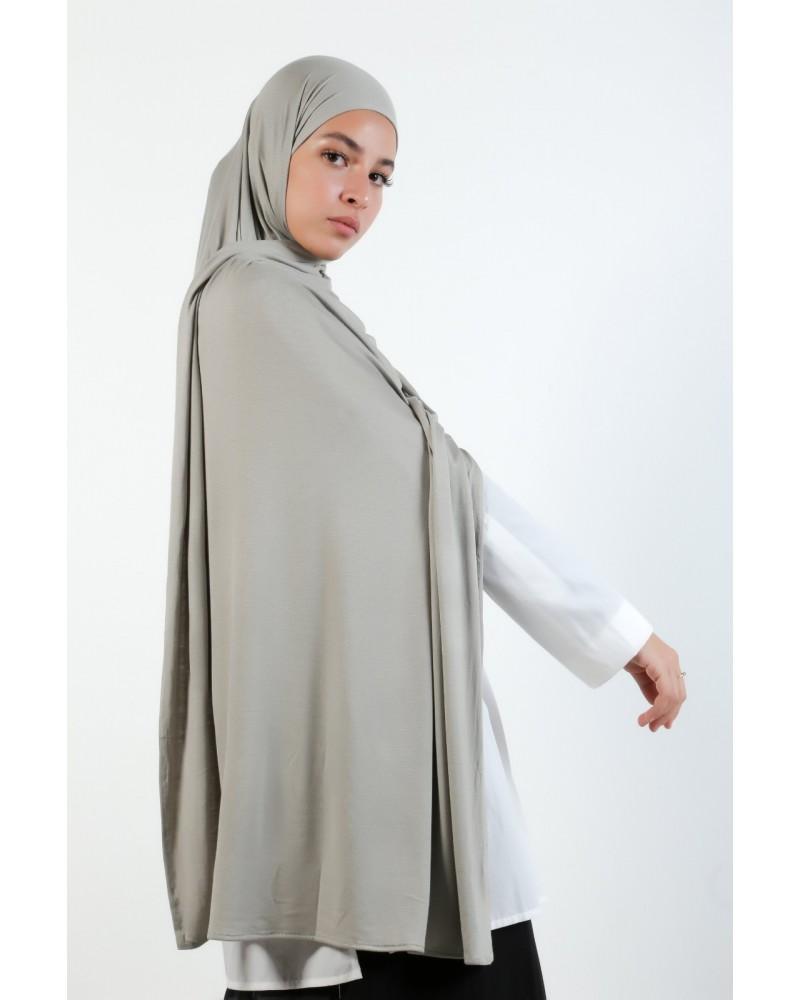 Maxi hijab en jersey Premium