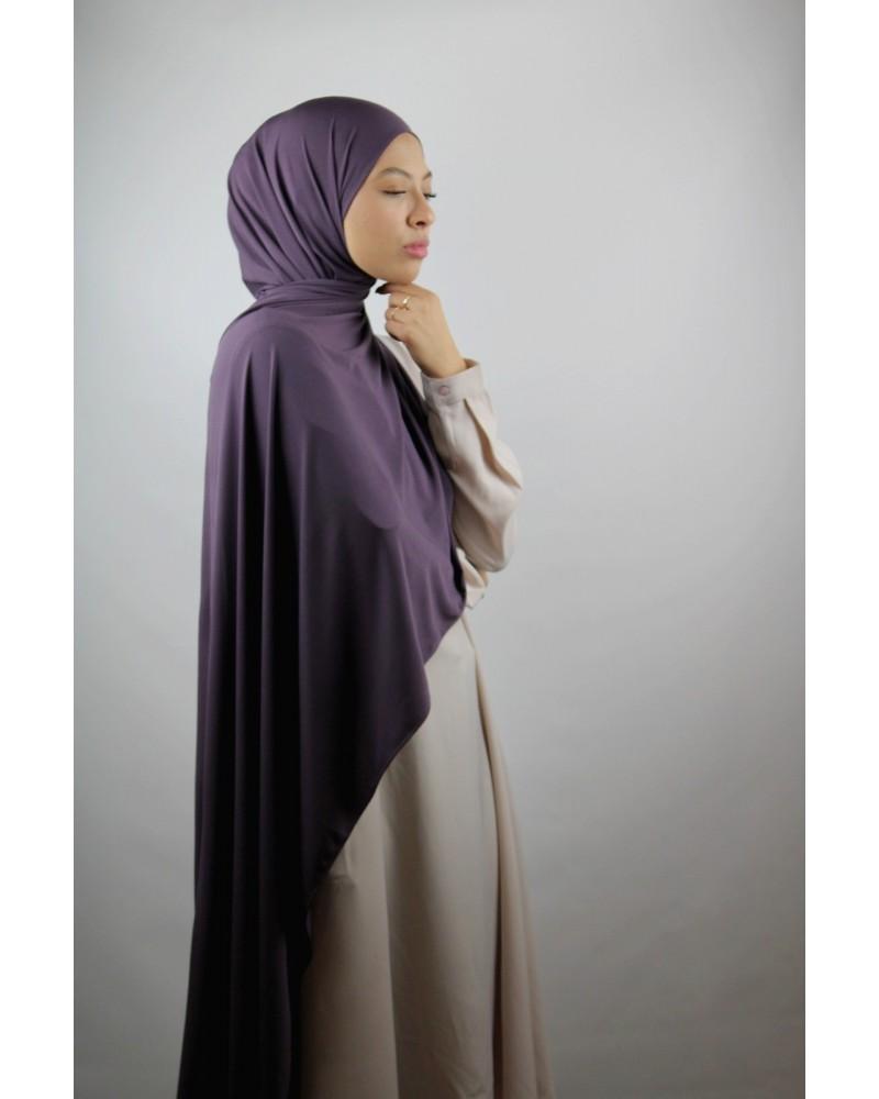 Luxury Jersey-Purple